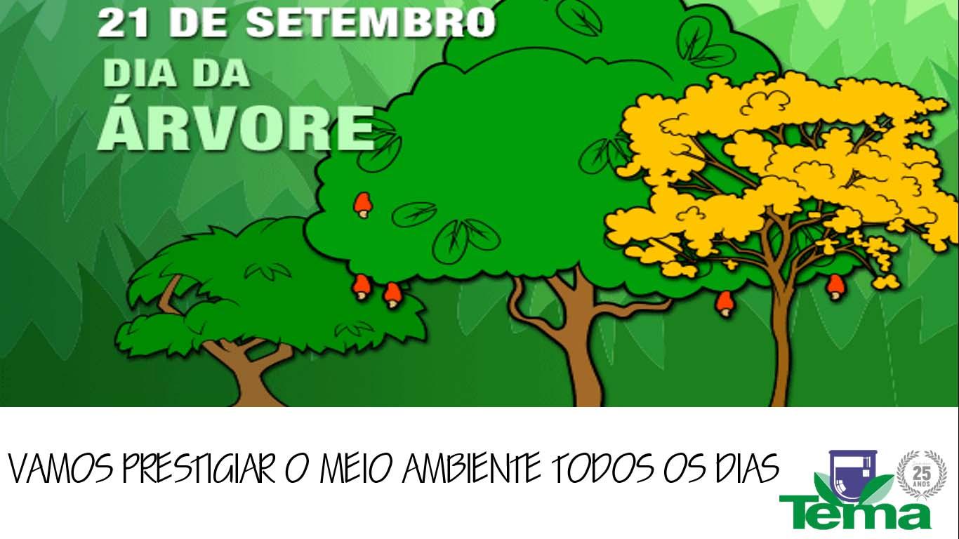 Dia da Arvore 21 de Setembro